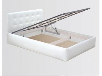 Кровать с подъемным механизмом Магия Премиум  - Мебельная фабрика «Маэстро»