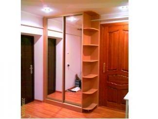 Шкаф-купе в прихожую  - Мебельная фабрика «Альфа-Мебель»