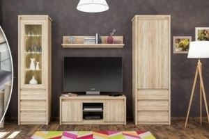 Гостиная Палермо - Мебельная фабрика «Мебель-Неман»