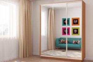 Шкаф AL с зеркалом - Мебельная фабрика «Ваша мебель»