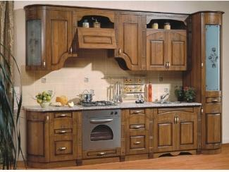 Прямая кухня Агата - Мебельная фабрика «Буденновская мебельная компания»