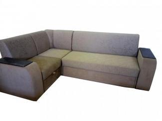 Угловой диван Бостон 2 без бара - Мебельная фабрика «Скорпион», г. Кузнецк
