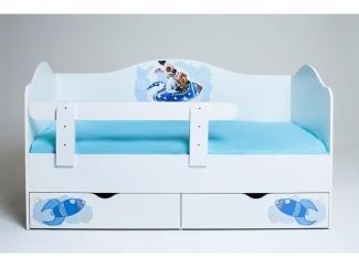 Детская кровать Озорная семейка - Мебельная фабрика «МебельМульт»