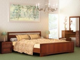 Спальный гарнитур Ластория - Мебельная фабрика «Интеди»