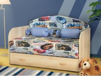 Детский диван Антошка 1 - Мебельная фабрика «Ник (Нижегородмебель)», г. Нижний Новгород