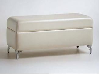 Банкетка Pouf GM 02 - Мебельная фабрика «Галерея Мебели GM»