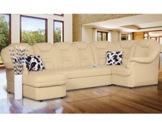 Модульный диван Элита 1 кожа