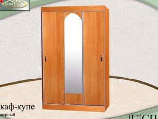 Шкаф-купе 3х дверный (ЛДСП) - Мебельная фабрика «Элна»