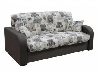 Прямой диван Аккордеон - Мебельная фабрика «Мебель Твоей Мечты (МТМ)»