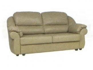 Прямой диван с выкатным механизмом Берн