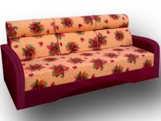 Диван прямой Виктория-Ф Еврокнижка - Мебельная фабрика «Алина мебель»