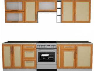 Кухонный гарнитур прямой Вера 4 - Мебельная фабрика «Командор»