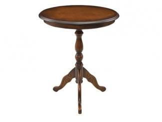 Круглый журнальный стол Rosita d50 - Мебельная фабрика «Ногинская фабрика стульев»