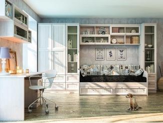 Детская модульная Баунти 1 - Мебельная фабрика «Сканд-Мебель»