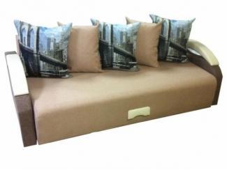 Прямой диван Флагман - Мебельная фабрика «Ника»