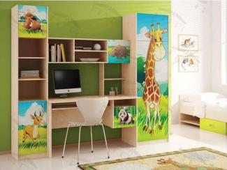 Детская Орлёнок - Мебельная фабрика «Фарес»