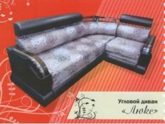 Угловой диван Люкс  - Мебельная фабрика «Фараон»
