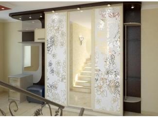 Красивый шкаф в прихожую  - Мебельная фабрика «Интерьер»