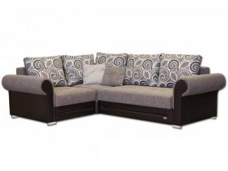 Угловой диван с выкатным механизмом Леон  - Мебельная фабрика «Могилёвмебель», г. - не указан -