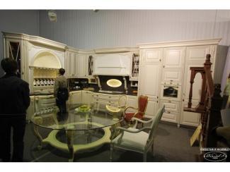 Кухонный гарнитур угловой Глория - Изготовление мебели на заказ «Демидов А.», г. Краснодар