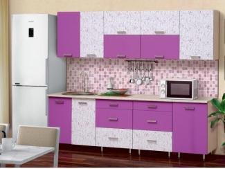 Прямая кухня Гурман 8 - Мебельная фабрика «Аджио»