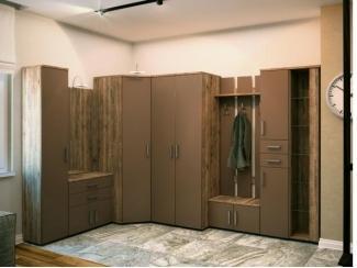 Прихожая СМАРТ Мальта (Высота 2300) - Мебельная фабрика «Идея комфорта»