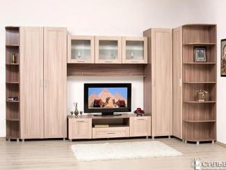 Гостиная стенка Фиджи комплектация 10 - Мебельная фабрика «Сильва»