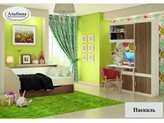 Детская Паскаль - Мебельная фабрика «Альбина»