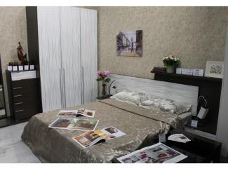 Мебельная выставка Москва: спальный гарнитур - Мебельная фабрика «Дана», г. Москва