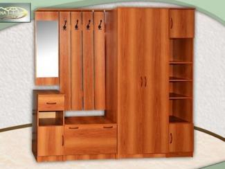 Прихожая Машенька 3 (ЛДСП) - Мебельная фабрика «Элна»