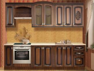 Кухня прямая Виктория - Изготовление мебели на заказ «Виста мебель»