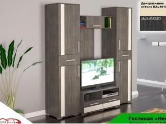 Мебель для гостиной в стиле минимализм Нео 1 - Мебельная фабрика «Элна»