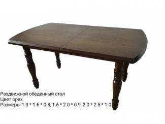 Стол раздвижной обеденный - Мебельная фабрика «Шанс»