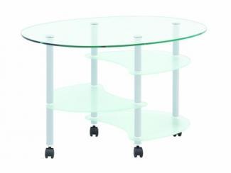 Стол журнальный Рио - Мебельная фабрика «Мебель из стекла»