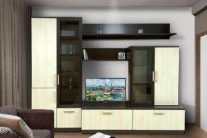 Гостиная мебель Танго - Мебельная фабрика «Долес»