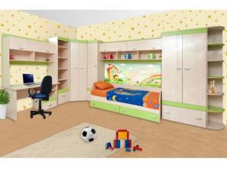 Детская Ассоль-10 - Мебельная фабрика «Сибирь»