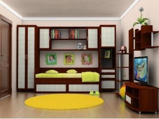 Детская 7 - Мебельная фабрика «Нижнетагильская мебельная фабрика»