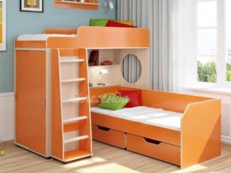 Детская комната Легенда 5.4 - Мебельная фабрика «Деликат»