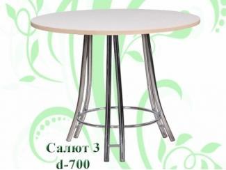 Стол обеденный Салют 3 - Мебельная фабрика «Кристалл»