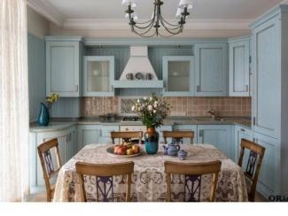 Кухонный гарнитур угловой - Изготовление мебели на заказ «Ориана»