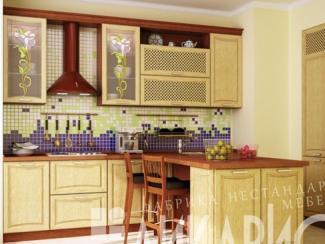 Кухня прямая «Жаклин Софья»