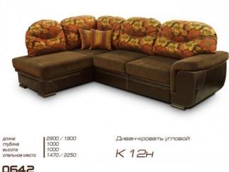 Угловой диван К12н - Мебельная фабрика «Триумф»