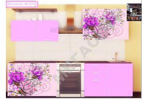 Кухня Мелитта 8 - Мебельная фабрика «Мега Сити-Р»