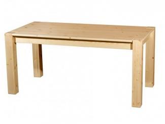 Простой стол из дерева Брамминг
