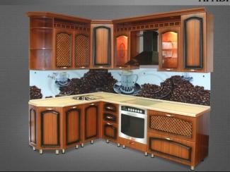 Кухня угловая Арабика - Мебельная фабрика «Нильс»