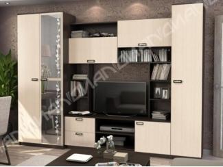 Красивая гостиная Аллегро 6 - Мебельная фабрика «Диал»