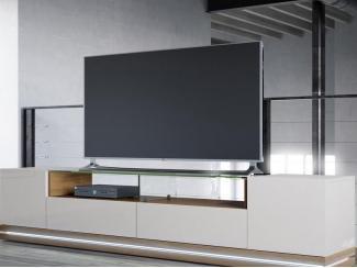 Тумба ТВ Амстердам   - Мебельная фабрика «Новый стиль»