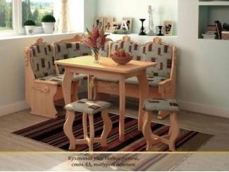 Обеденный комплект 7 - Мебельная фабрика «Верба-Мебель»
