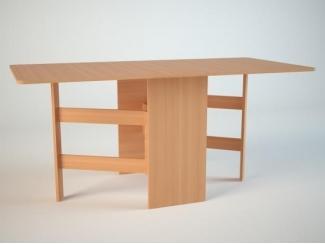 Классический стол-книжка Фаворит  - Мебельная фабрика «Маэстро»