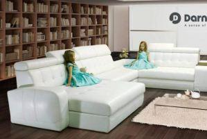 Модульный диван Mirum - Мебельная фабрика «Darna-a», г. Ульяновск